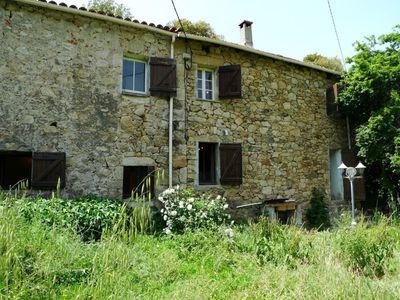 Immobilier vero en corse vente maison de village 20min ajaccio - Maison de village corse ...