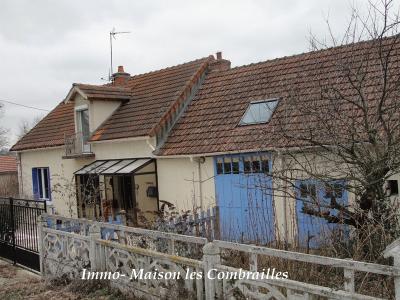 Maison à vendre Louroux-de-Bouble