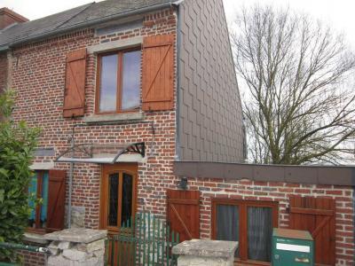Maison à vendre Boussières-sur-Sambre