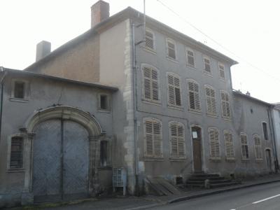 Maison à vendre Bezange-la-Petite
