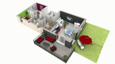 Maison à vendre Seynod